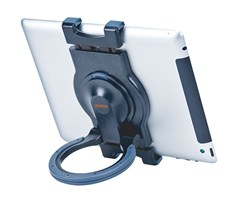 Holder/oppheng for iPad/nettbrett