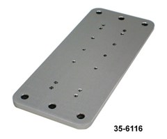 Veggplate for arm, 100/200/400/LX